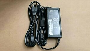 Dell XPS Inspiron Latitude 65W AC Adapter Charger 6TFFF with Power Cord