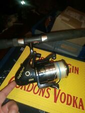 Shakespeare Ugly Stik big water Combo 7' medium spinning rod Ugly Spin Cast reel
