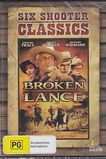 BROKEN LANCE - Spencer Tracy, Robert Wagner, Jean Peters - DVD