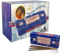 Satya Sai Baba Nag Champa 1000 Gram Incense Sticks Agarbatti 220 Sticks