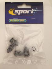 Scalextric c8283 GUIDE LAMA E MOLLA X 4 NUOVO SIGILLATO Pack