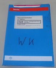 Manuel D'Atelier VW Transporter / Bus Lt 2 / II 5 Rayon Boite de Vitesse 6/2000