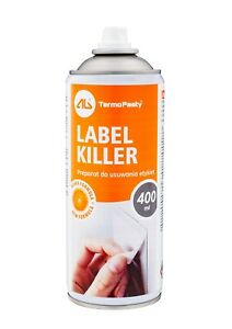 400ml Label & Adhesive Remover Stickers , Label Killer
