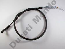 New choke cable Ducati Monster 620 695 750ie 800 900ie 1000 S2R 02-08 fast idle