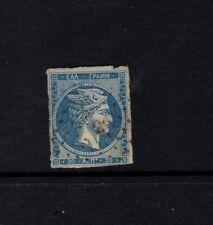 Greece 1872 20 l  Mercury Fine Used Scott 41