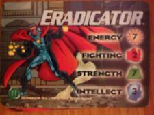 DC Overpower Eradicator Hero Card NrMint-Mint Card