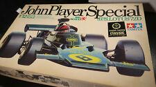 Tamiya UNUSED 1:12 John Player Special JPS Lotus 72D