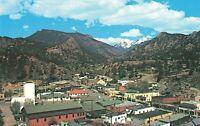 Postcard Estes Park Colorado