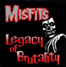 Legacy Of Brutality Parental Advisory By The Misfits.