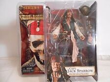 Pirates of the Caribbean~Curse of the Black Pearl~Ser. 3~CAPT. JACK SPARROW~NEW