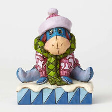 Jim Shore Disney Traditions 'Waiting For Spring' Winter Eeyore 4057940