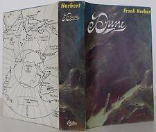 FRANK HERBERT Dune TRUE FIRST EDITION