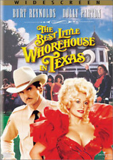 NEW The Best Little Whorehouse in Texas [DVD] FREE SHIPPING