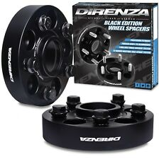 DIRENZA 5x108 25mm HUBCENTRIC WHEEL SPACERS FOR RENAULT 21 CLIO MEGANE LAGUNA