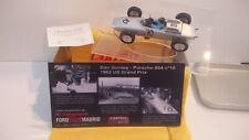 Cartrix vintage slot 1/32 Ed Limitée Ref 30 Porsche 804 Gurney n°10 1962 US GP