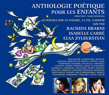 Anthologie Poetique Pour Les Enfants: 58 Poemes Sur La Nature, La Vie, L'Amour,