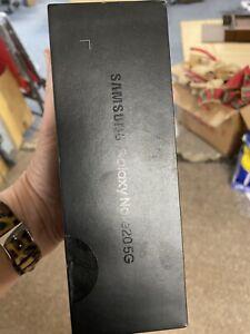 Samsung Galaxy Note20 5G SM-N981U - 128GB - Mystic Bronze (AT&T)