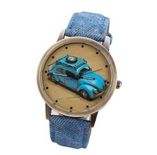 Volkswagen Beetle Watch  ( VW bug, type 1, ratlook, roof rack)