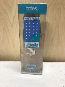 Totes Micro Mini Beige Umbrella New In Package