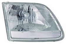 Driver Left Headlight for 2001-2004 FORD F150 XL/XLT/LARIAT Priority Ship