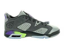 768878-008 Nike Jordan Kids Jordan 6 Retro Low Gg !Drk grey/Ultrvlt/Wlf gry/Ghs