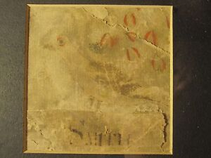 ANTIQUE TURN 18th CENTURY RARE AMERICAN FOLK ART BIRD PAINTING FAMILY NAME SMITH