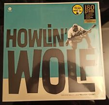 HOWLIN'WOLF ROCKIN'CHAIR Reissue limited edition waxtime 2015