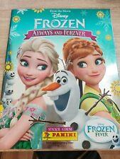 Frozen Always And Forever Sticker Album Panini