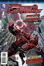 Red Lanterns Annual #1 VF/NM
