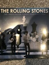 "THE ROLLING STONES ""les inédits Chess sessions's Ltd numéro Blue 10"" VINYL LP"