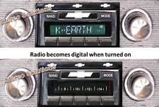 62-65 Chevy Nova NEW USA-630 II* 300 watt AM FM Stereo Radio iPod USB Aux Input