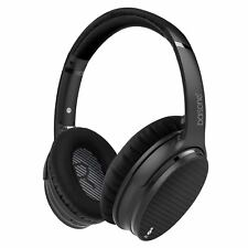 Active Noise Cancelling Headphones,Barsone Hi-Fi Bluetooth Wireless Super Bass H