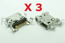 3X USB Charging Port Data Sync DC Power Jack Dock for AT&T LG G Vista 2 H740