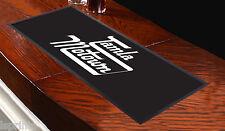 Tamla Motown Black & White Design Bar Runner Multi Mat Pub Club Shop Home Gift