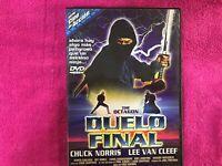 The Octagon DVD Duello Finale Chuck Norris Lee Van Cleef Tutte Le Zone
