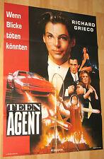 "Teen Agent – Wenn Blicke töten könnten ""If Looks Could Kill"" Filmplakat Poster"