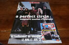 A PERFECT CIRCLE - Publicité de magazine / Advert ROCK SOUND !!!!!!!