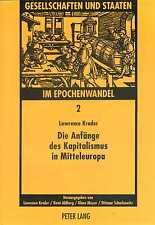 Das Anfänge des Kapitalismus in Mitteleuropa (LAWRENCE KRADER)