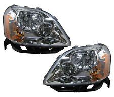 05 06 07 Ford Five Hundred 500 Left & Right Headlight Headlamp Light Lamp Pair