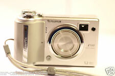 Fujifilm Finepix E Series E510 5.2MP Digital Camera - Silver