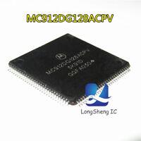 1PC MC912DG128ACPV 16BIT microcontroller QFP