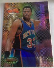 97/98 Bowmans Best Patrick Ewing Atomic Refractor Die Cut SP.NBA ALL STAR