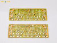 One pair Classic Symasym 5-3 Discrete Power amplifier bare PCB       -- L10-49