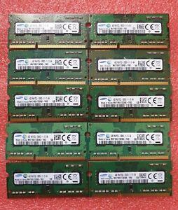 Samsung Job Lot 15x4GB DDR3L PC3L-12800S 1600MHz SODIMM Laptop RAM Memory