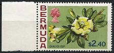 Flowers Postage Bermudian Stamps