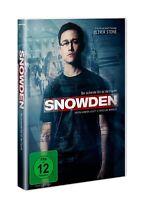 Snowden (DVD/NEU/OVP) von Regisseur Oliver Stone mit Joseph Gordon-Levitt, Shail