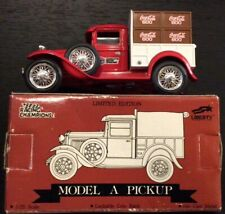 Ford Model A 1929 Pickup Truck Coca-Cola Coin Bank
