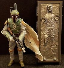 Star Wars ESB Black Series Han Solo Carbonite VC09 Boba Fett TVC Vintage figures