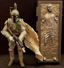 Star Wars ESB Black Series Han Solo Carbonite VC09 Boba Fett TVC Vintage figures