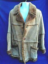 Vintage Ardney Lamb 100% Pure Wool Mens Winter Coat, Western style, Sz Large 44